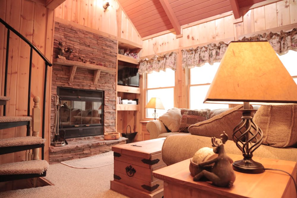 black bear resort cabins canaan valley
