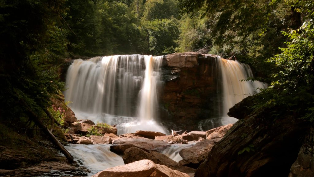 backwater falls state park